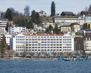 Wohnresidenz Tivoli an der Haldenstrasse 57 in Luzern